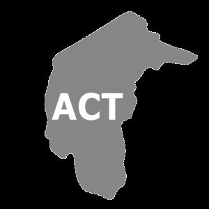 Australian Capitol Territory (ACT)